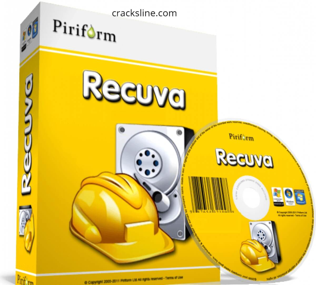 Best Recuva Pro Crack + License Keys Latest Version Download