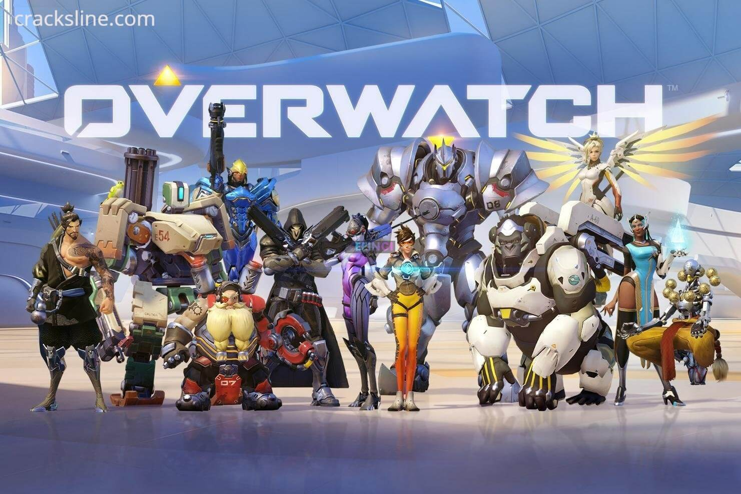 Overwatch Crack Plus Serial Key [Latest]