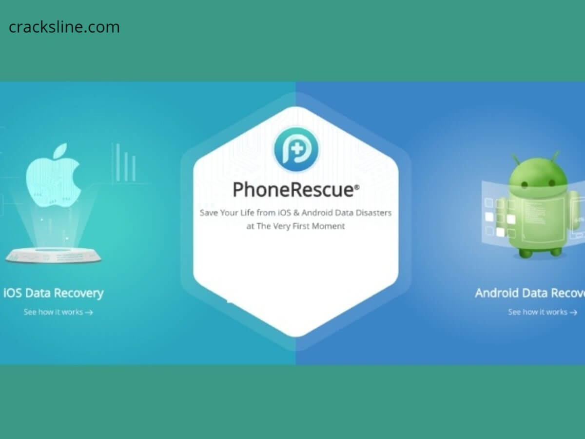 PhoneRescue 6.4.1 Crack With Activation Code 2021 [Updated]