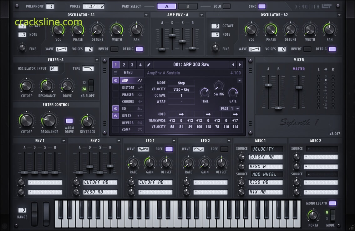 Sylenth1 Crack With Serial Key Latest Version Download