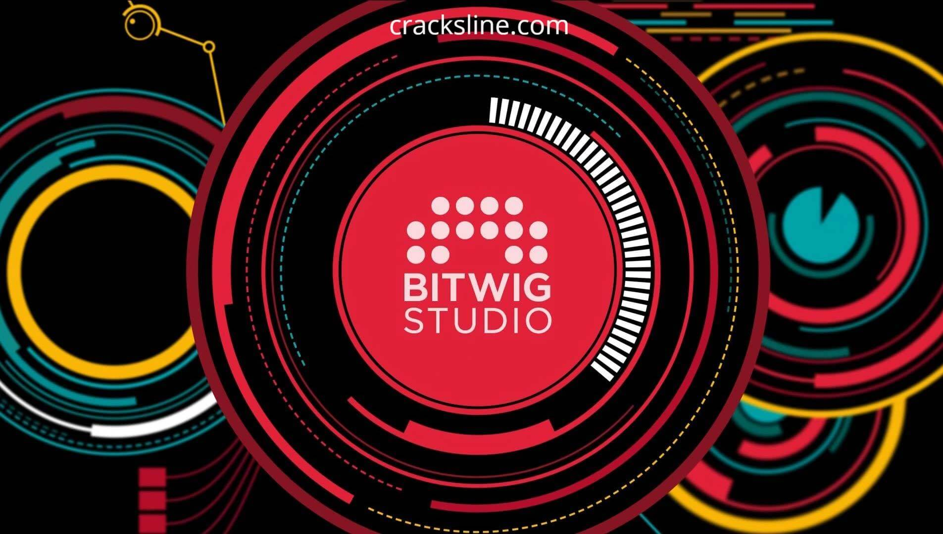 Bitwig Studio 3.2.7 Crack Plus Serial Key Download