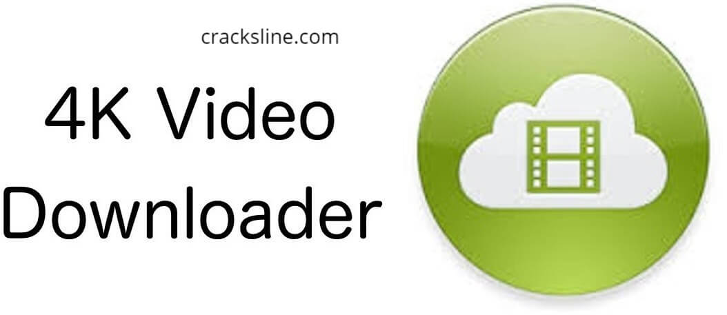 4K Video Downloader crack logo