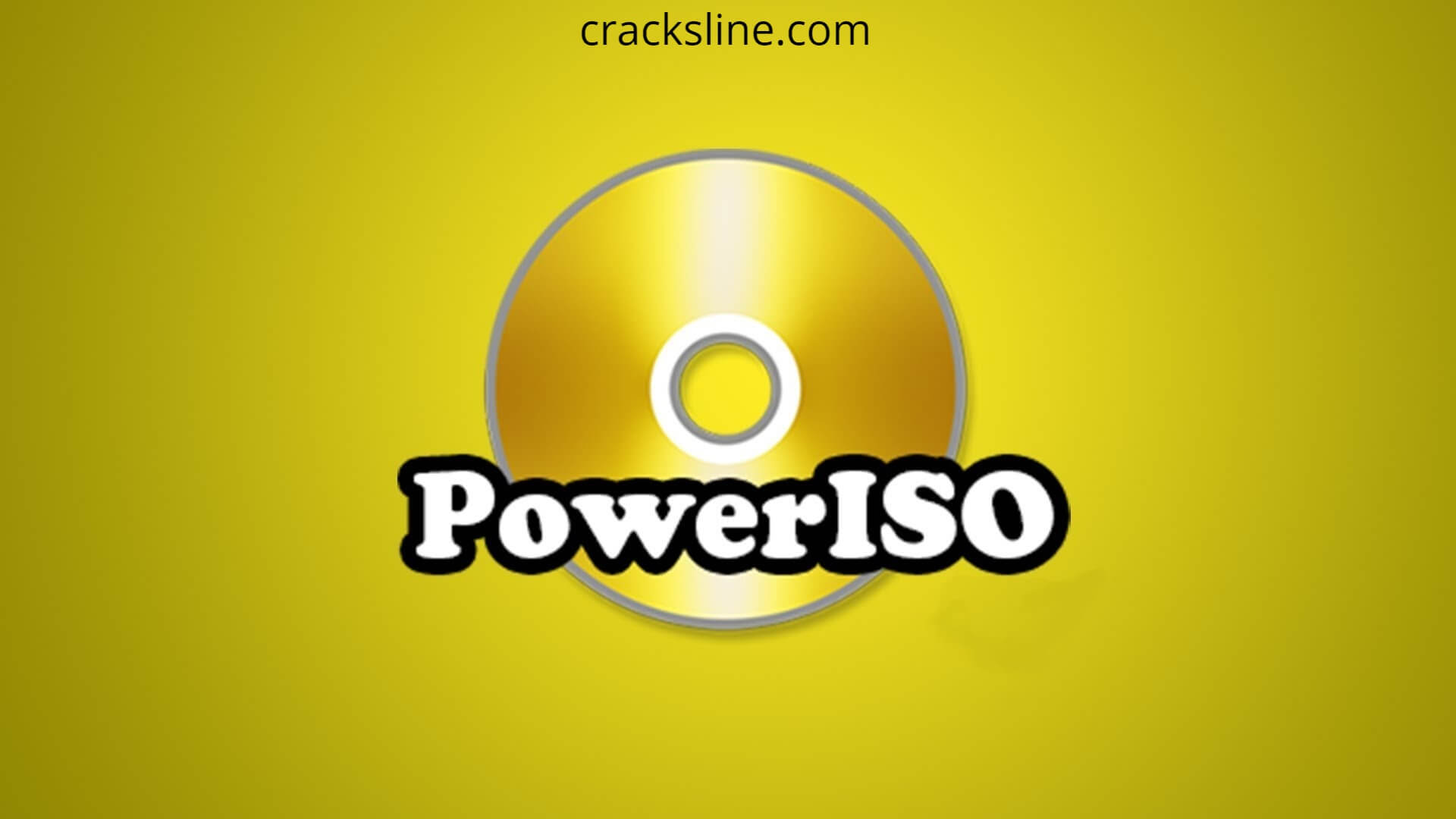 PowerISO Crack 7.8 With Serial Key [Latest]