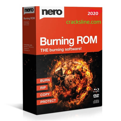 Nero Burning Rom 2020 Crack Plus Serial Number