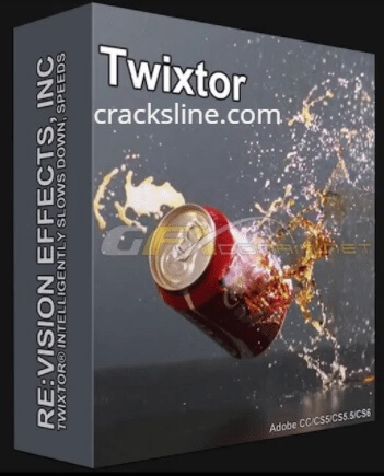 Twixtor Pro 7.3.1 Crack Plus Activation Key Free Download 2020 logo