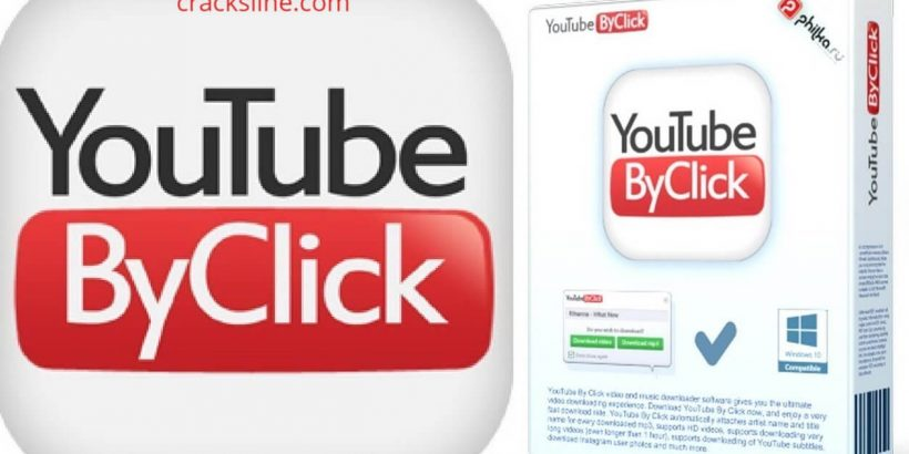 YouTube By Click Full Crack Plus Activation Code Free Download