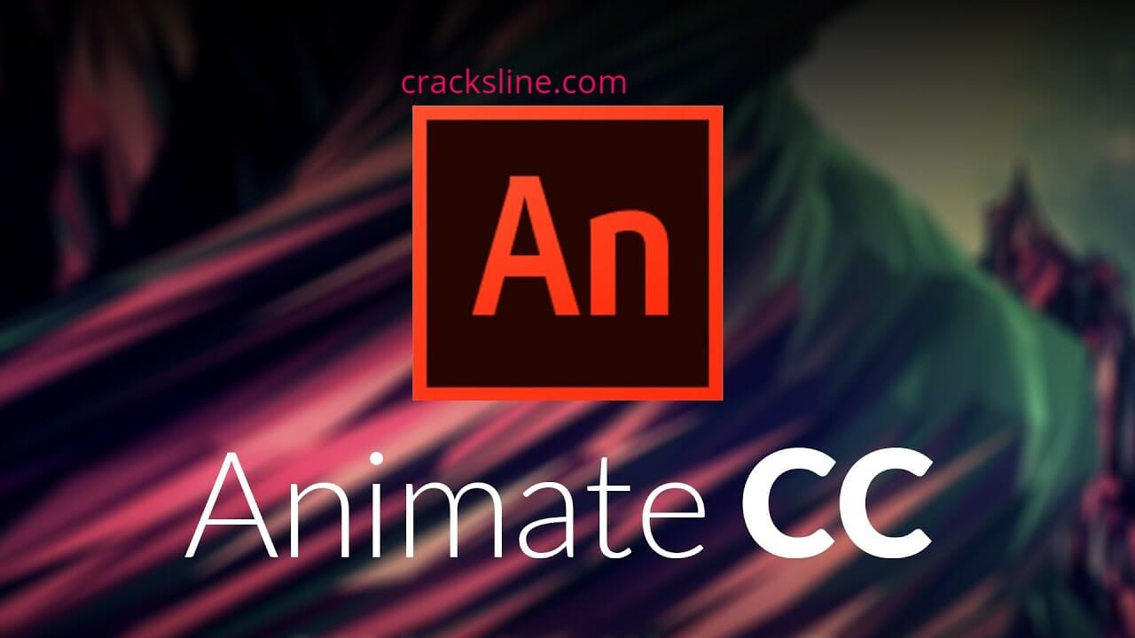 Adobe Animate CC Crack v21.0.1.37179 With Serial Key 2021