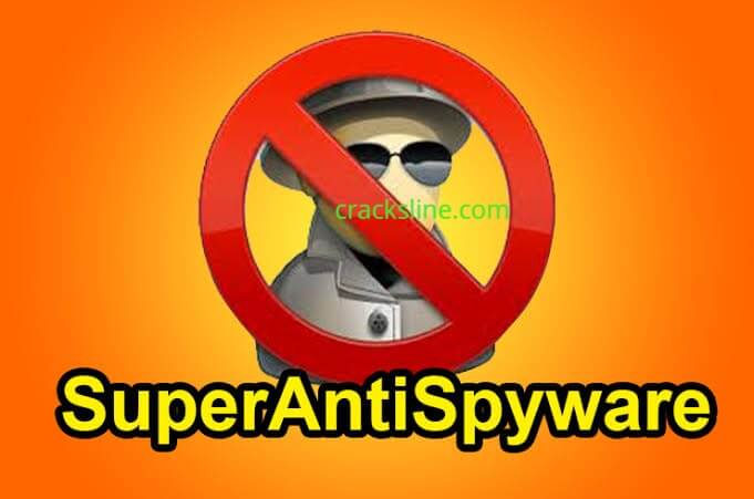SuperAntiSpyware Crack Plus Keygen logo