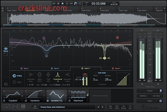 iZotope Ozone Advanced Full Version Crack Serial Key