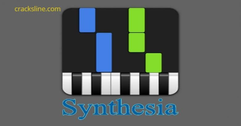 Synthesia Full Crack Plus Serial Key Download