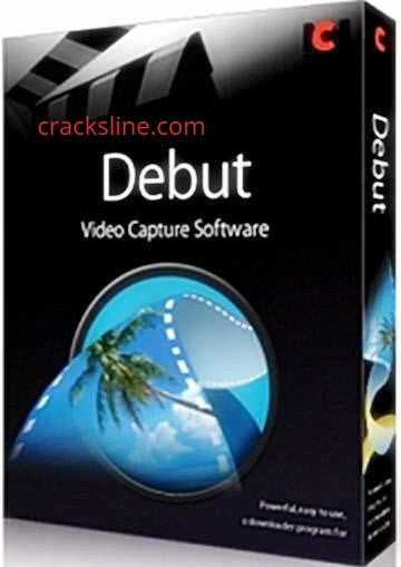NCH Debut Video Capture Pro Crack