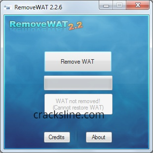 Removewat activation key
