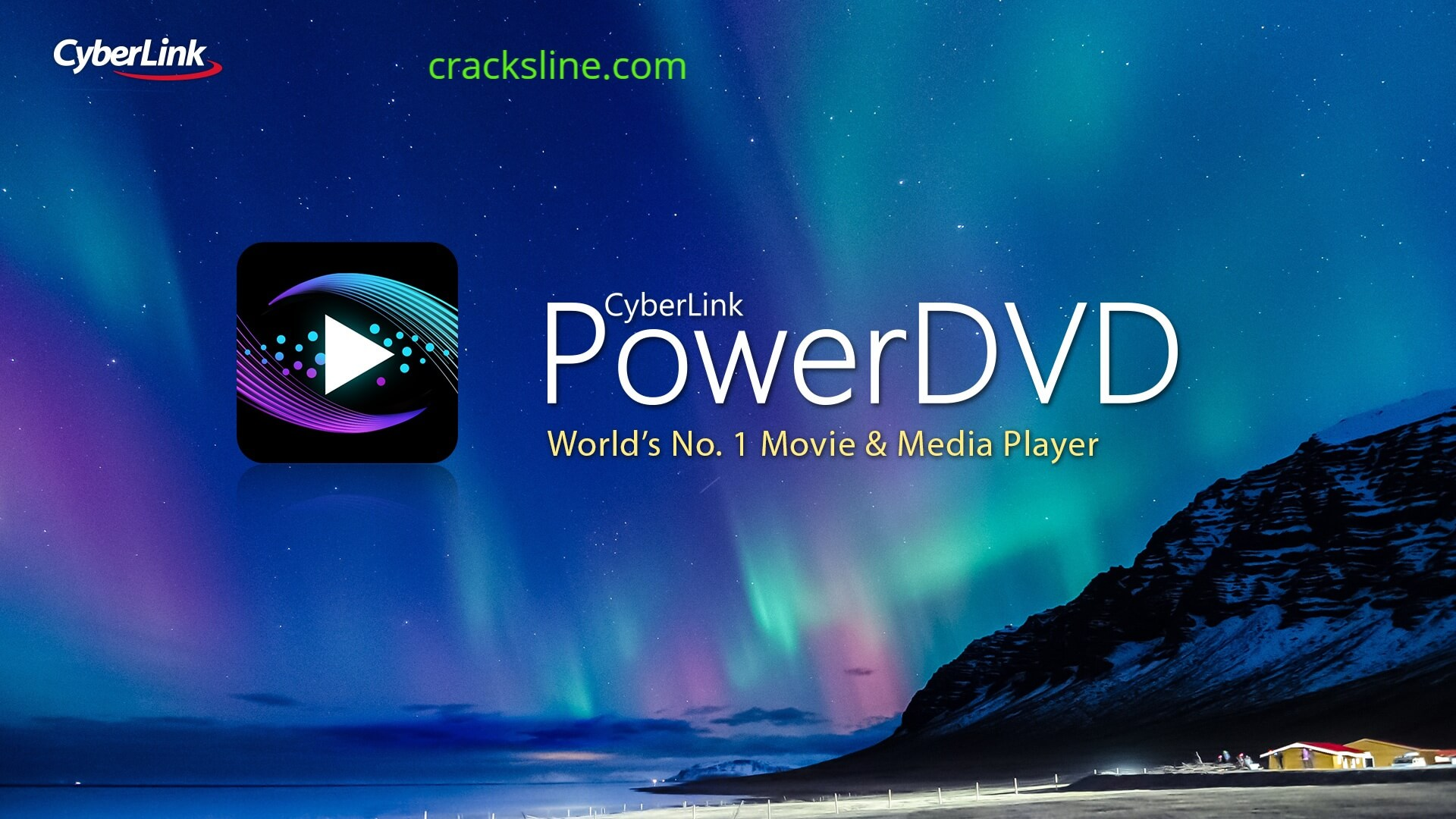 Cyberlink Power DVD Crack logo