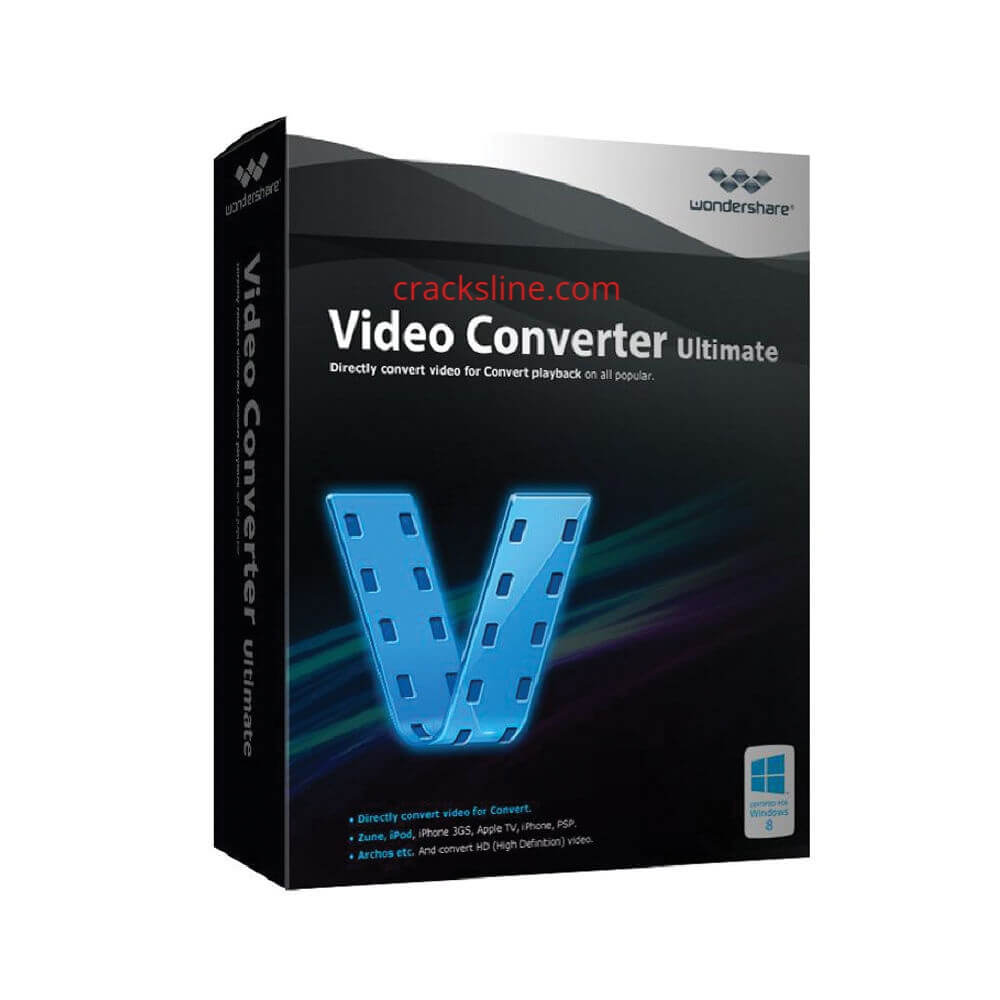 Wondershare Video Converter Ultimate 12.0.7 Crack + Free Download