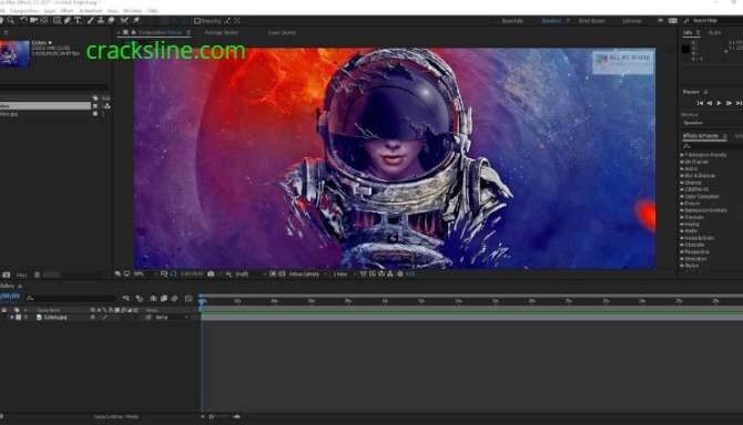 adobe after effects Crack Full Latest