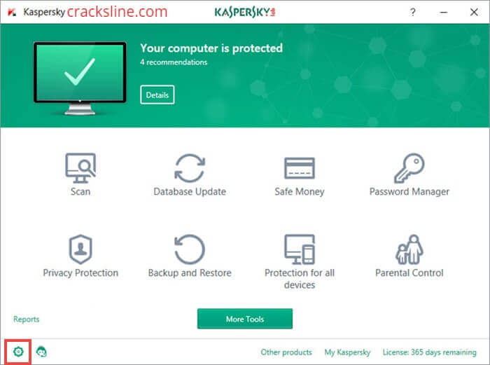 Kaspersky Total Security License Key