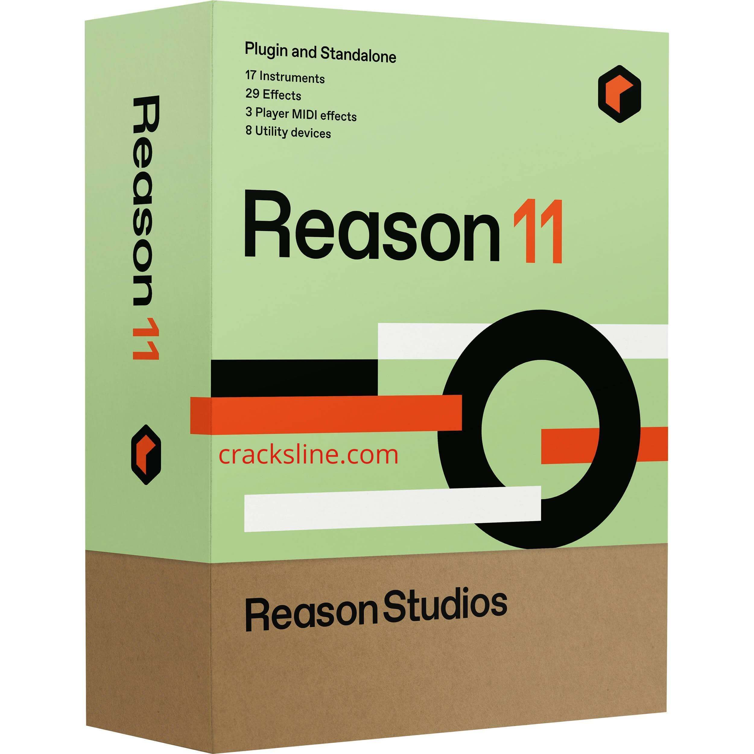 Reason 11.3.5 Full Crack With Key Free Download {Latest Version} .
