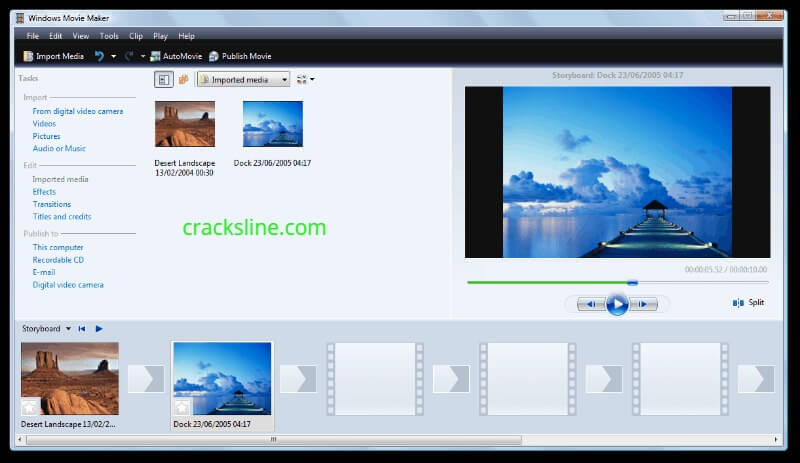 Windows Movie Maker license code and serial key